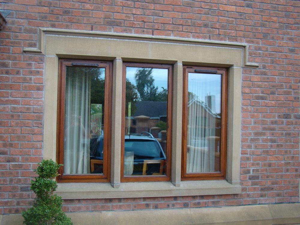 Cast Stone Window Surrounds Architectural Llc